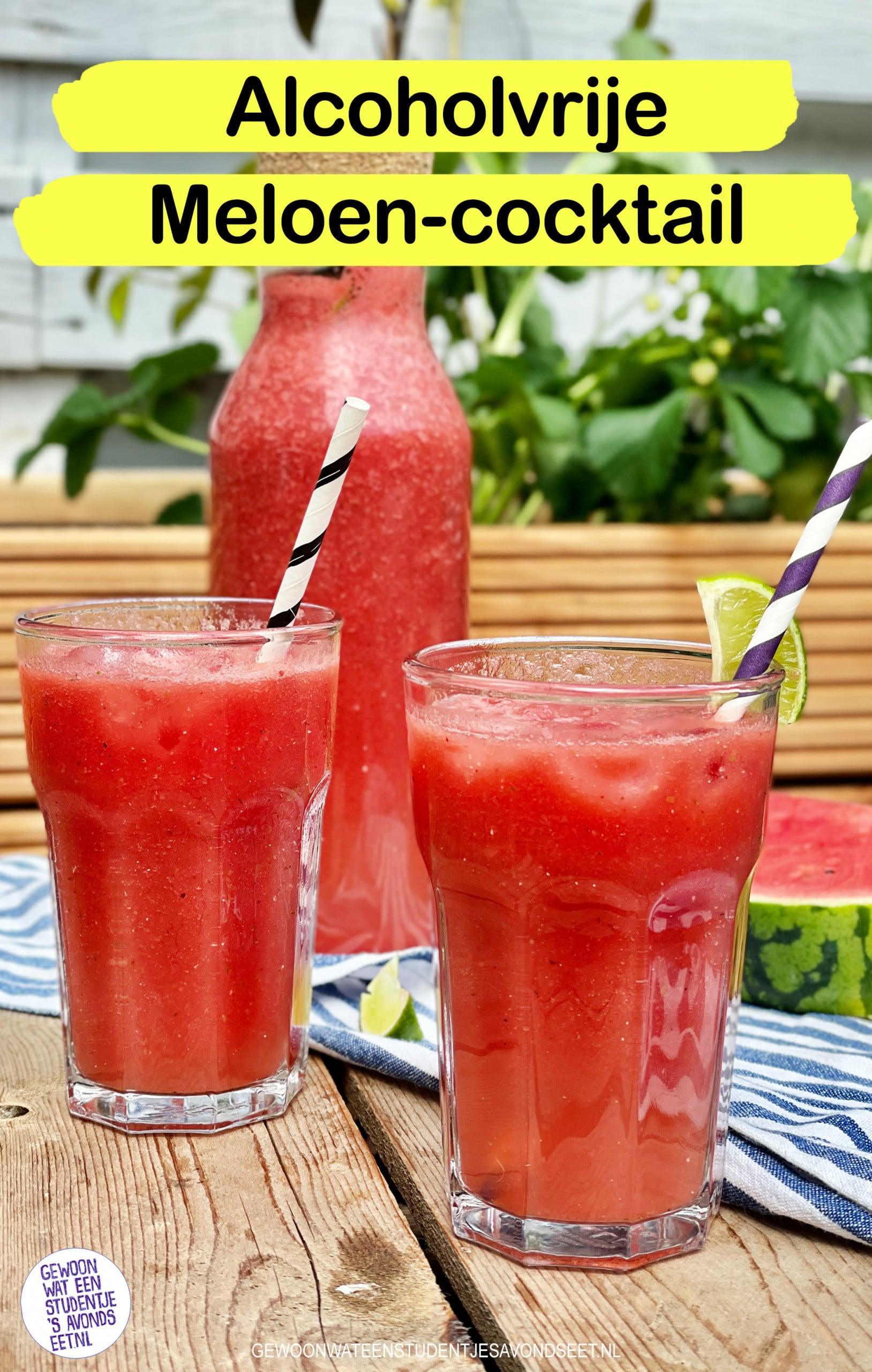watermeloen-cocktail